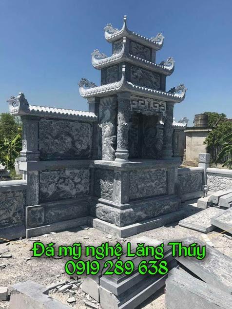 lăng mộ đá 17