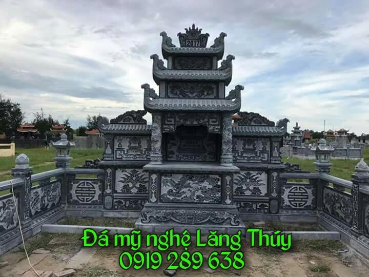 Lăng mộ đá 15
