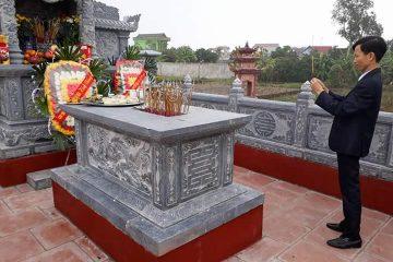 Lăng mộ đá thái bình 1